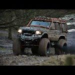 Video: Land Rover offroad
