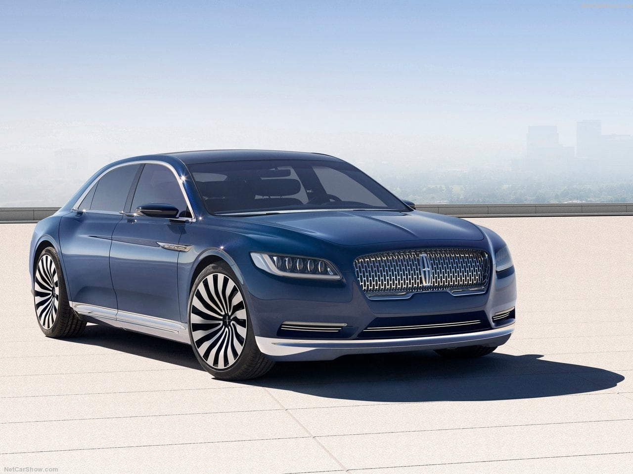 Lincoln Continental: legenda se vrací