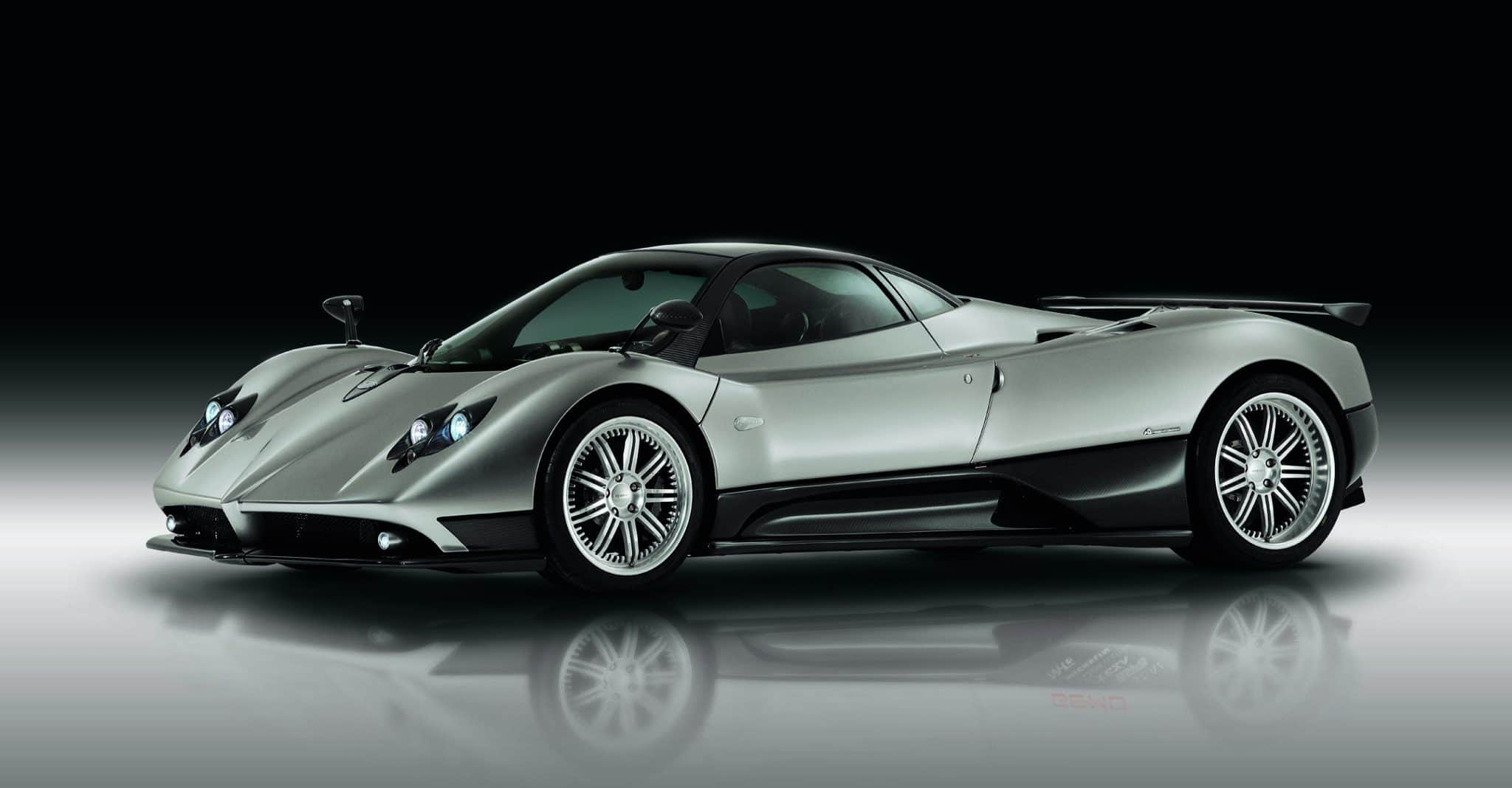 Historie automobilky Pagani
