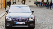 Škoda Superb 3 test 2