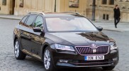 Škoda Superb 3 test 3