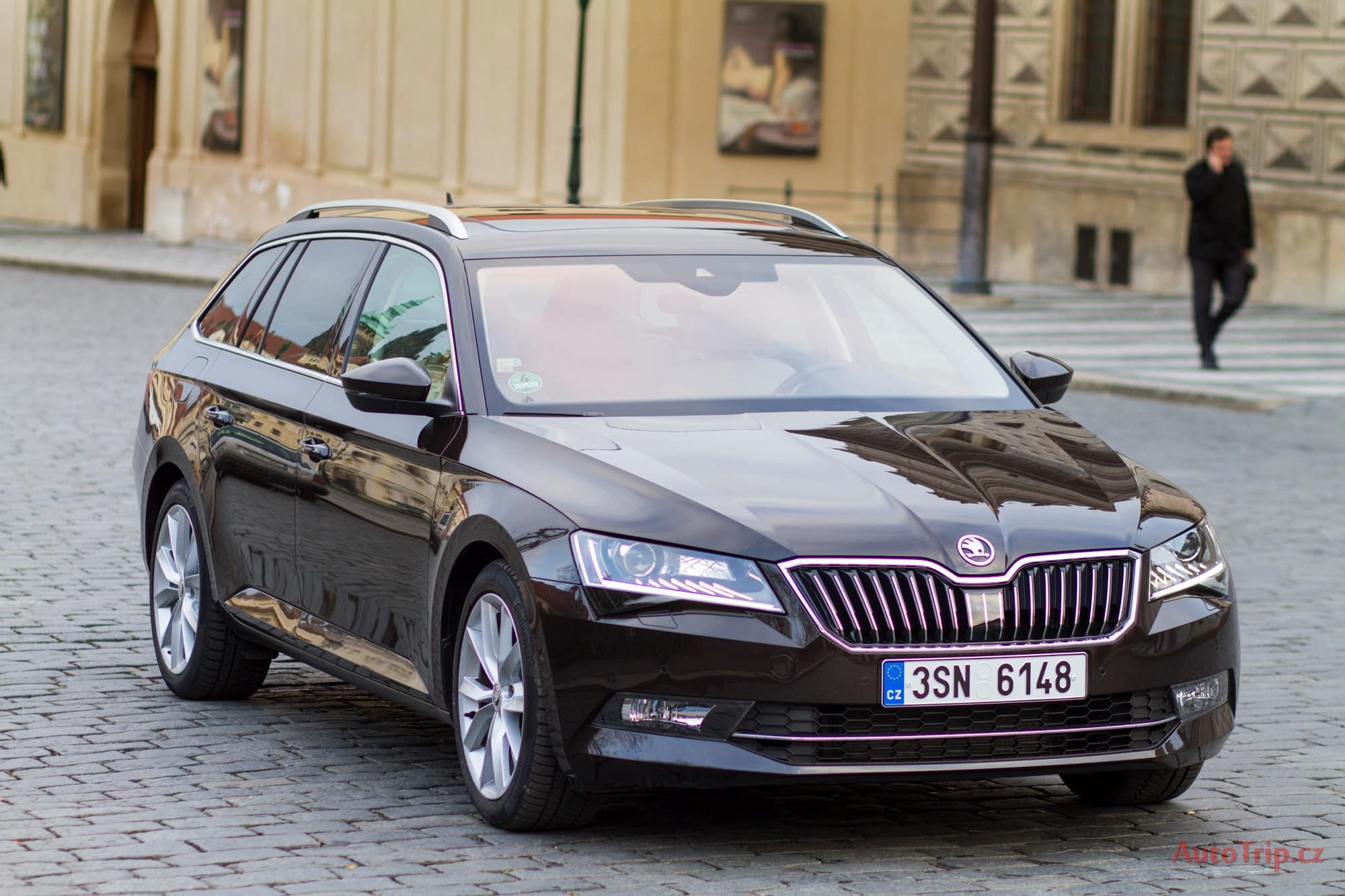 TEST: Škoda Superb 3 Combi
