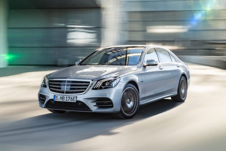 Nový Mercedes-Benz S 560e Plug-In