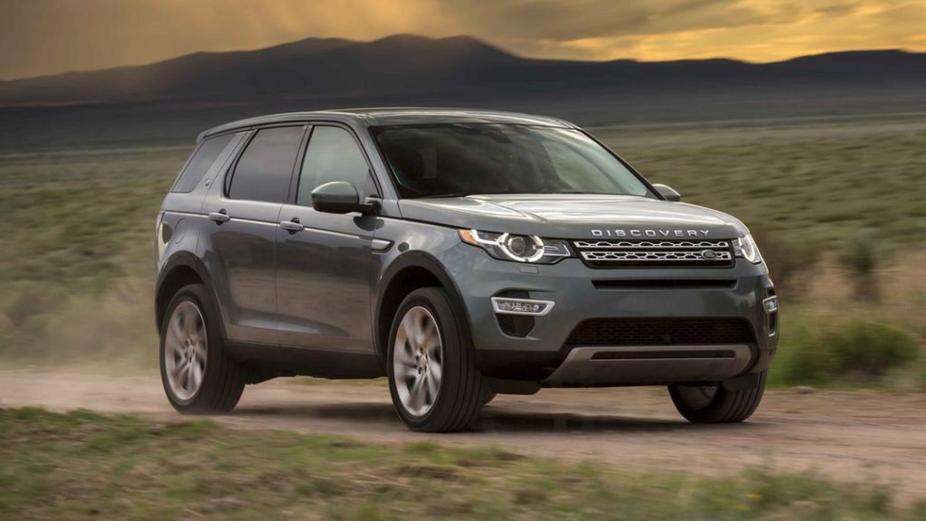 Land Rover Sport Discovery