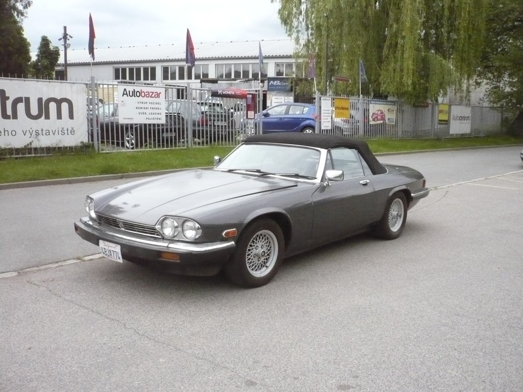 Jaguar XJ-S V12 Convertible